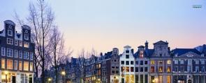 Cruzeiro pelos Países Baixos desde Amesterdão