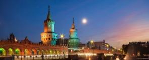 Cruzeiro Fluvial  de Berlim a Amesterdão