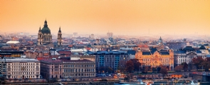 O Danúbio,  de Budapeste ao Mar Negro