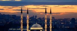 Paisagens da Turquia