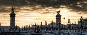 Duas Capitais: Londres e Paris