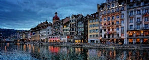 Maravilhas  da Suíça e Milão