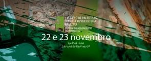11º Ciclo de Palestras Heveicultura Paulista - CPHP