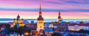 Circuito dos Países Bálticos e Polônia