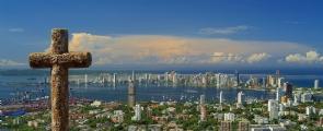 Belezas de Cartagena e San Andrés