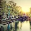 As Grandes Cidades do Reno e Holanda
