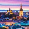 Países Bálticos e Rússia