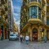 Barcelona,  Andaluzia  e Lisboa