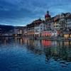 Suíça  Espetacular, Itália e Áustria