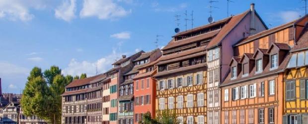 O Reno, de Colónia a Estrasburgo